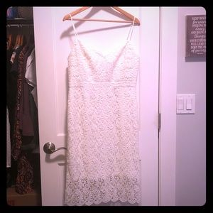 J.Crew Lace Dress - size 12
